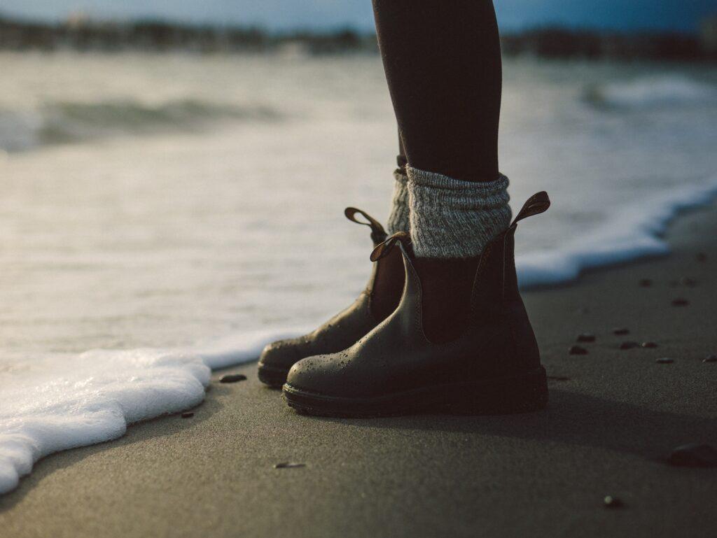 ved sjøen